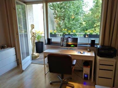 Appartement à partir du 20 avr. 2020 (Berchtesgadener Straße, Berlin)