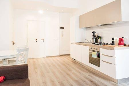 Wohnung zur Miete ab 28 März 2020 (Viale Papiniano, Milan)