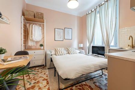 Wohnung zur Miete ab 28 März 2020 (Via Antonio Kramer, Milan)