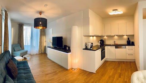 Wohnung zur Miete ab 30 März 2020 (Wagramer Straße, Vienna)