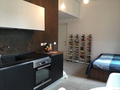 Wohnung zur Miete ab 28 März 2020 (Via Roberto Lepetit, Milan)