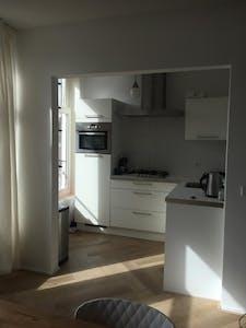 Wohnung zur Miete ab 01 Apr. 2020 (Verbindingstraat, Amsterdam)