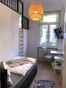 WG-Zimmer zur Miete ab 01 Juni 2020 (Georg-Speyer-Straße, Frankfurt am Main)