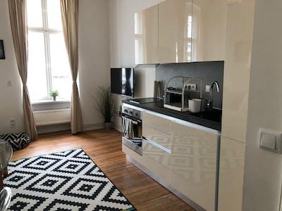 Appartement te huur vanaf 04 apr. 2020 (Biebricher Straße, Berlin)