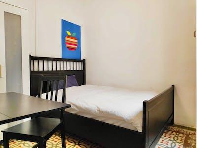 WG-Zimmer zur Miete ab 01 Apr. 2020 (Carrer de Calàbria, Barcelona)