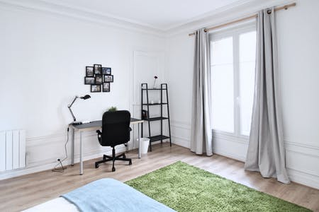 Available from 04 Aug 2020 (Cité de la Chapelle, Paris)