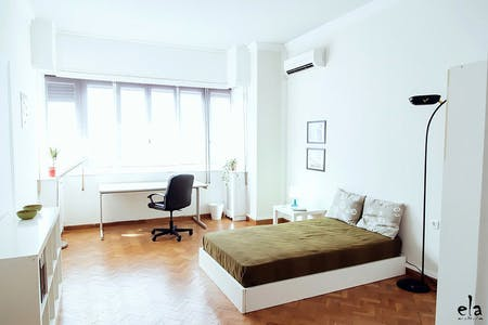 Room for rent from 27 Jun 2018 (Kipselis, Athens)