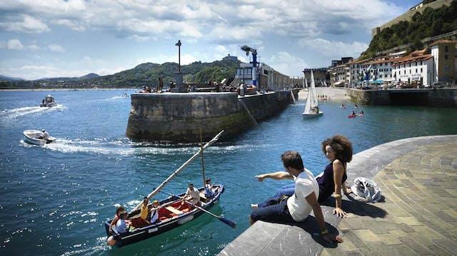 Paseo del Muelle, Donostia / San Sebastián