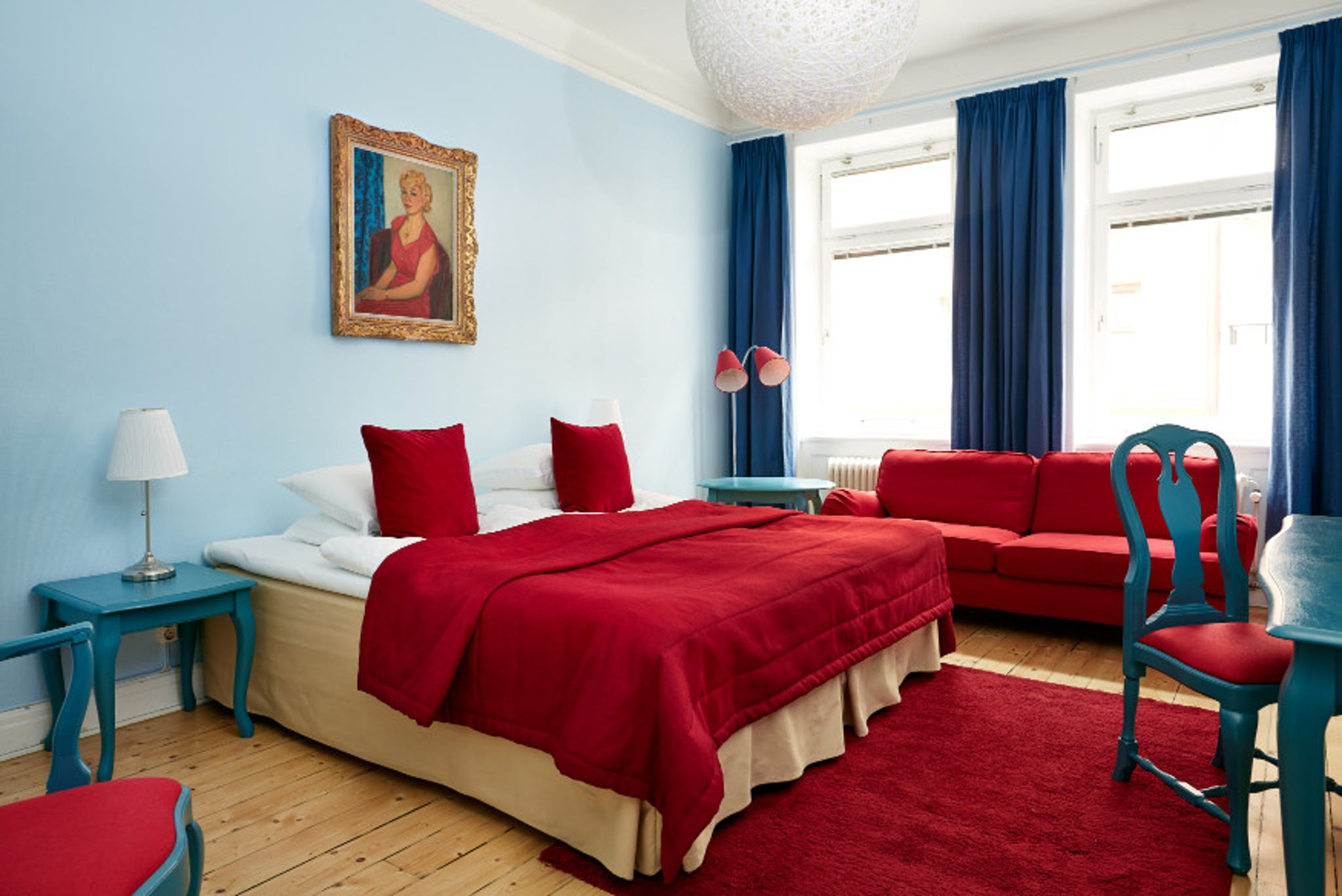 Holiday apartment Stockholm, Hornsgatan, Holiday apartment for rent