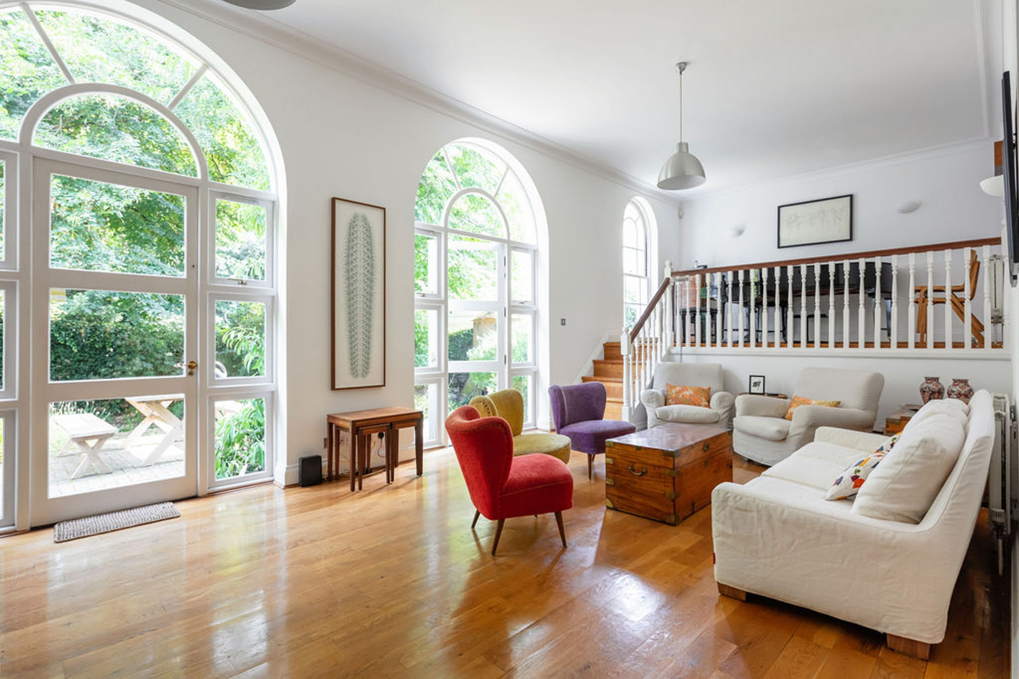 Holiday apartment London, Canonbury Park South, Holiday apartment for rent