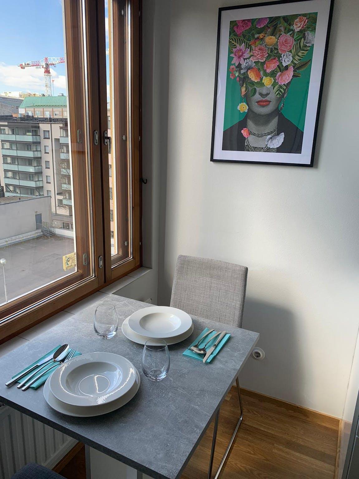 Holiday apartment Turku, Eerikinkatu, Holiday apartment for rent