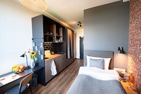 Hamburg flat 99