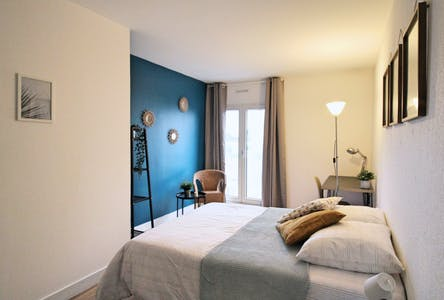 Verfügbar ab 01 Jan 2022 (Rue Victor Hugo, Levallois-Perret)