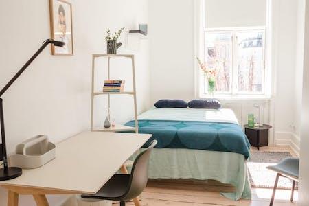 Verfügbar ab 01 Jan 2022 (Østbanegade, Copenhagen)