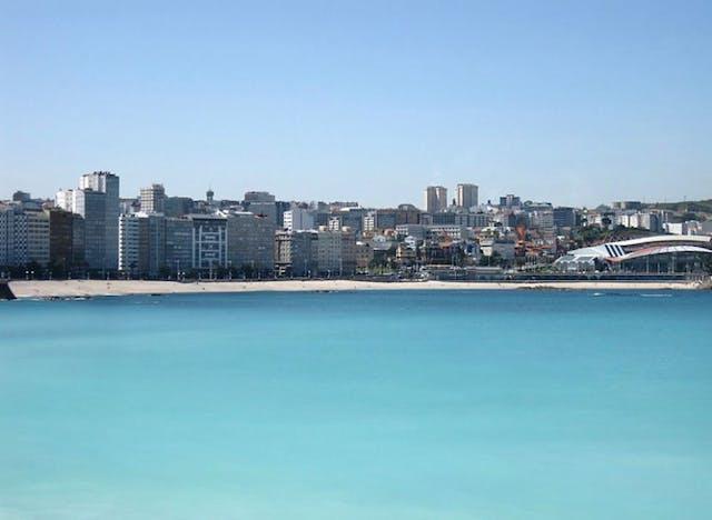 Paseo Marítimo de A Coruña, A Coruña