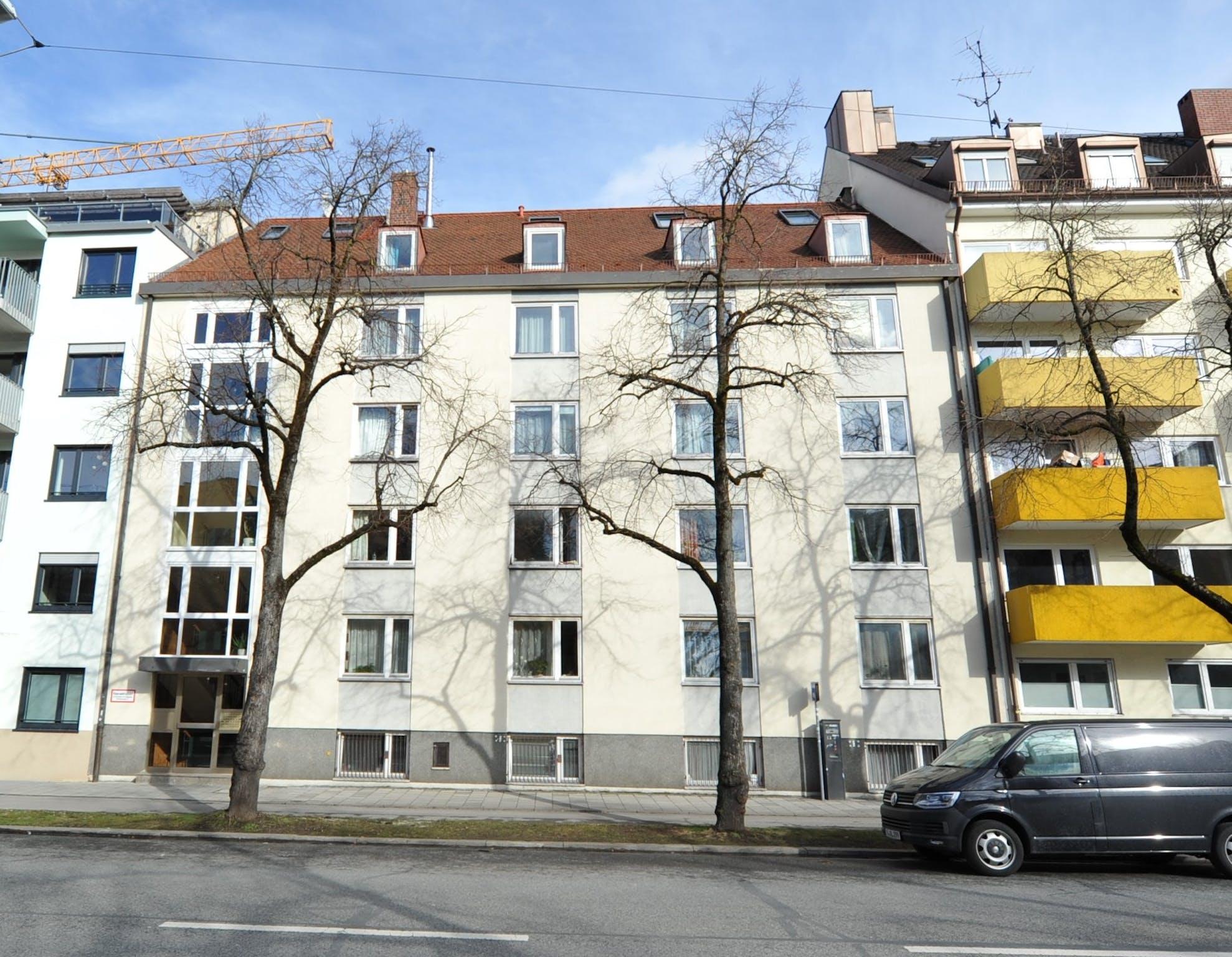 Lerchenauer Straße