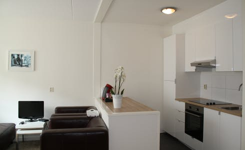 Apartamento para alugar desde 01 jul 2018 (Lage Nieuwstraat, The Hague)