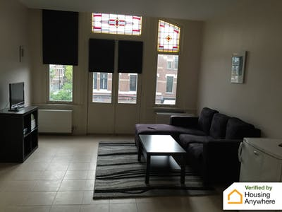 Room for rent from 24 May 2018 (1e Middellandstraat, Rotterdam)