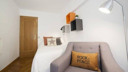 Habitación privada de alquiler desde 14 Oct 2019 (Carrer de Wellington, Barcelona)