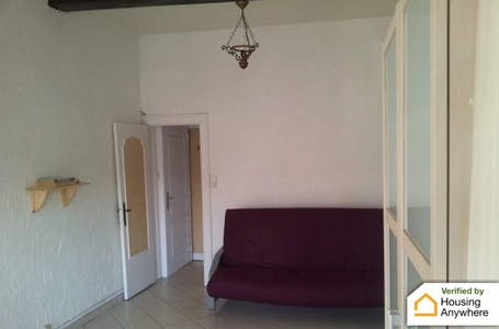 Studio for rent from 08 Dec 2019 (Place de l'Esplanade, Valenciennes)