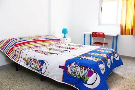 Habitación privada de alquiler desde 01 jul. 2019 (Avenida Santa Cecilia, Sevilla)