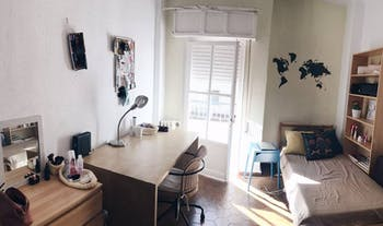 Room for rent from 01 Feb 2019 (Calle Diego de Riaño, Sevilla)