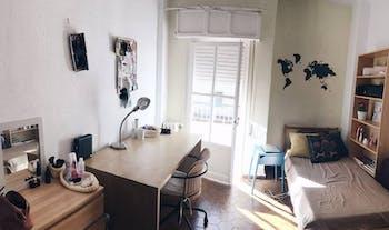 Stanza in affitto a partire dal 19 ago 2018 (Calle Diego de Riaño, Sevilla)