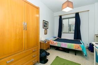 Room for rent from 31 Jan 2019 (Calle Acera del Darro, Granada)