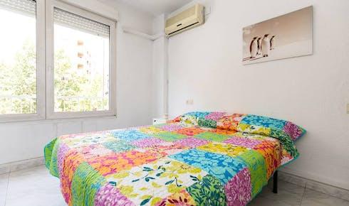Private room for rent from 01 Feb 2020 (Camino de Ronda, Granada)