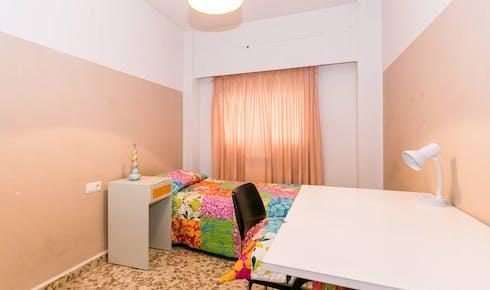WG-Zimmer zur Miete ab 02 Juli 2020 (Calle Emperatriz Eugenia, Granada)