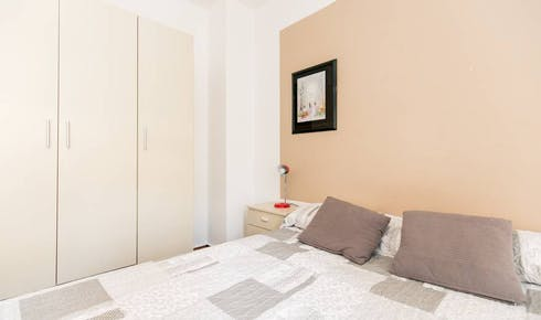 Private room for rent from 31 Jan 2020 (Calle Emperatriz Eugenia, Granada)