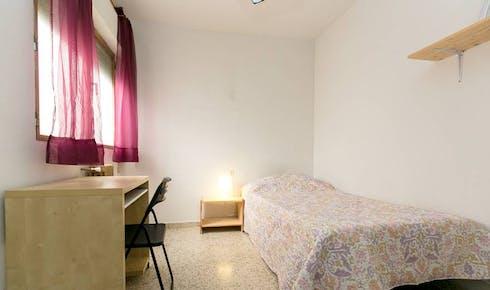 Private room for rent from 01 Feb 2019 (Calle Marqués de Mondéjar, Granada)