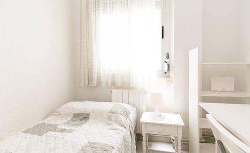 Room for rent from 30 Jan 2018  (Calle Seminario, Granada)