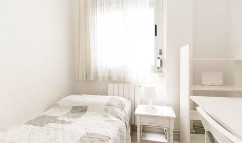 Private room for rent from 01 Dec 2019 (Calle Seminario, Granada)