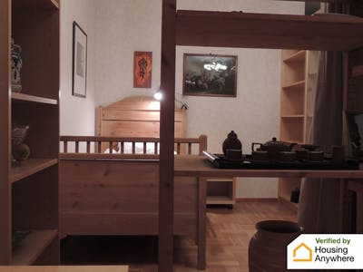 Private room for rent from 01 Feb 2020 (Bangatan, Göteborg)