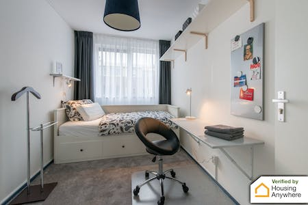 Private room for rent from 01 May 2019 (Millinxstraat, Rotterdam)