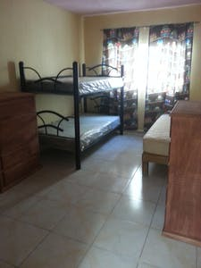 Room for rent from 29 Apr 2017  (Juan Antonio de la Fuente, Guadalajara)