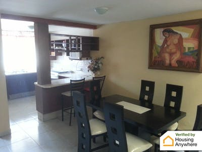 Shared room for rent from 21 Feb 2020 (Juan Antonio de la Fuente, Guadalajara)