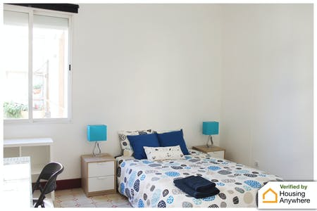 Room for rent from 31 Jan 2019 (Gran Via de les Corts Catalanes, Barcelona)