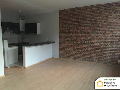 Apartment for rent from 25 Apr 2019 (Rue Limauge, Ixelles)