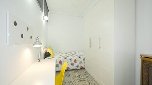 Privatzimmer zur Miete von 25 Dec 2019 (Carrer Gran de Gràcia, Barcelona)