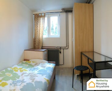 Private room for rent from 03 Feb 2019 (Triglavska ulica, Ljubljana)