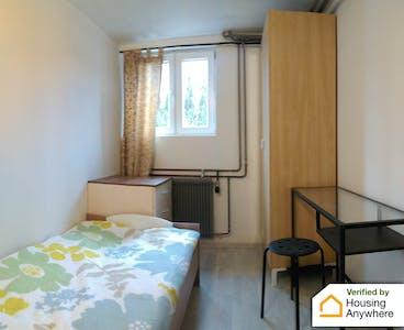 Private room for rent from 24 Feb 2020 (Triglavska ulica, Ljubljana)