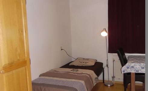 Room for rent from 01 Sep 2018 (Lammermarkt, Leiden)
