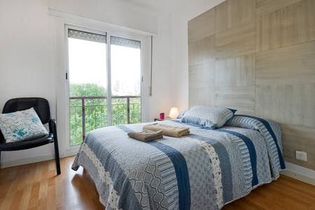 Private room for rent from 17 Aug 2019 (Carrer d'Espronceda, Barcelona)