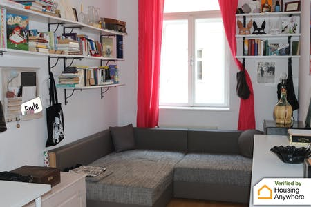Apartment for rent from 02 Jan 2021 (Anzengrubergasse, Vienna)