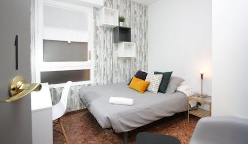 Habitación de alquiler desde 31 ene. 2019 (Carrer de Roger de Llúria, Barcelona)