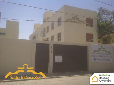Appartement te huur vanaf 20 jul. 2018 (Calle 6 Norte, San Andrés Cholula)