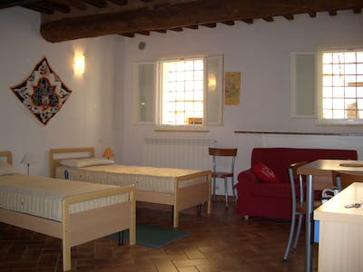 Apartment for rent from 01 Aug 2019 (Via Vallerozzi, Siena)