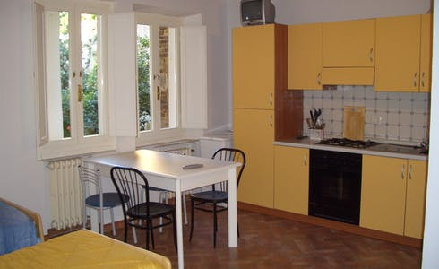 Apartment for rent from 01 Oct 2018 (Via Vallerozzi, Siena)